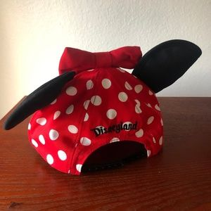 Disney Accessories - Minnie Mouse Disney Hat